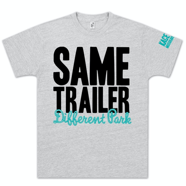 Kacey Musgraves Same Trailer T-Shirt - Heather grey