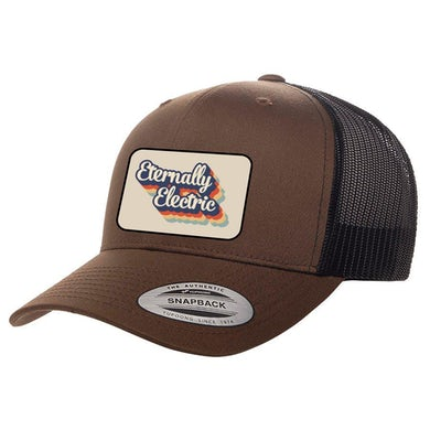 Eternally Electric Trucker Hat