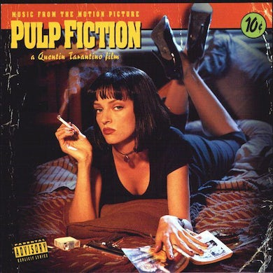 Pulp Fiction   Pulp Fiction - Music from the Motion Picture