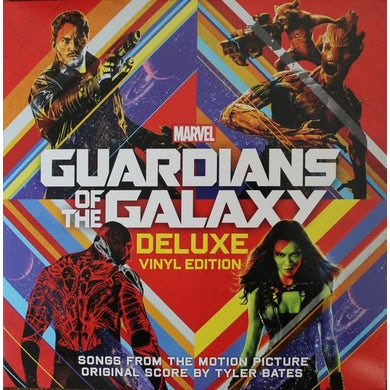 Tyler Bates Guardians of the Galaxy - Songs From The Motion Picture