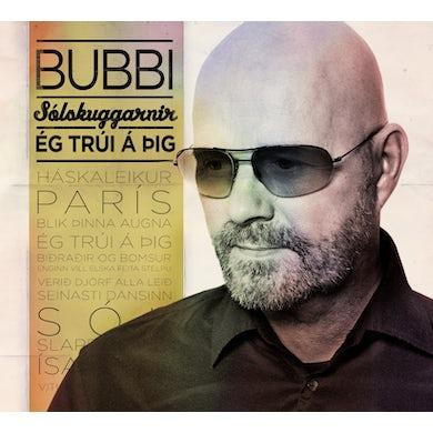 Bubbi Morthens Bubbi og Sólskuggarnir - Ég trúi á þig (CD+DVD)