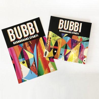 Bubbi Morthens Bubbi - Regnbogans stræti (2LP, litaðar vínylplötur) – ÁRITUÐ (Vinyl)