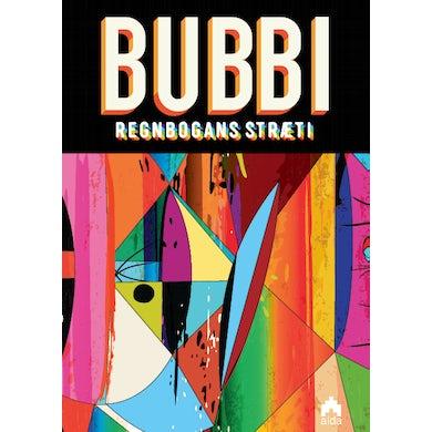 Bubbi Morthens Bubbi - Regnbogans stræti (A2 plakat)
