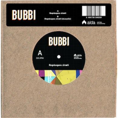 "Bubbi Morthens Bubbi - Regnbogans stræti (7"")"