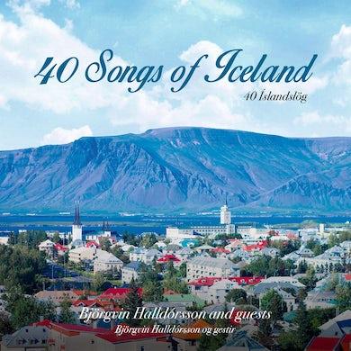 Björgvin Halldórsson - 40 Songs of Iceland