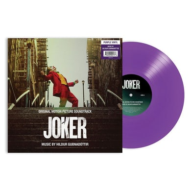Hildur Guðnadóttir - Joker (Official Soundtrack) (Purple Vinyl)