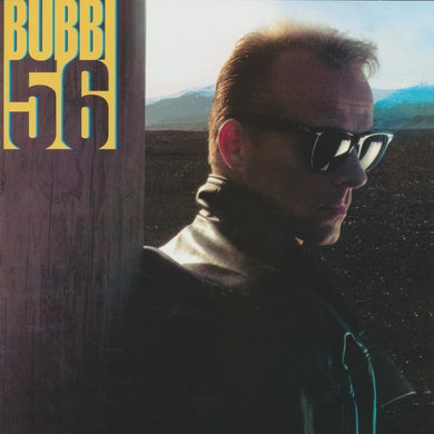Bubbi Morthens - 56 (sérútgáfa)
