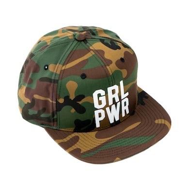 Lindsay Ell Girl Power Camo Hat