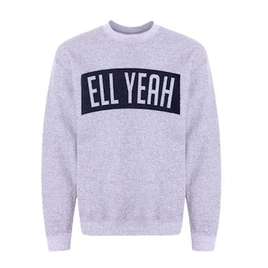 Lindsay Ell ELL YEAH Crewneck Sweatshirt