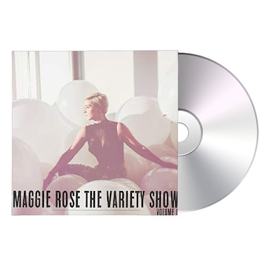 Maggie Rose THE VARIETY SHOW: VOL I EP (Vinyl)