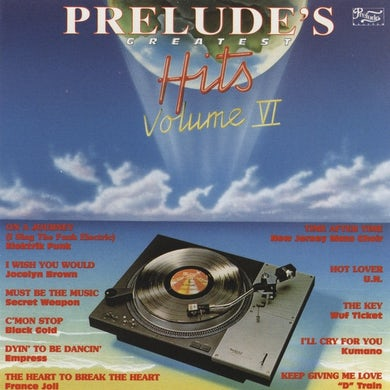 Prelude Records Various Artists - Prelude's Greatest Hits, Vol. 6