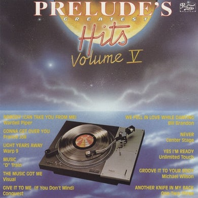 Prelude Records Various Artists - Prelude's Greatest Hits, Vol. 5