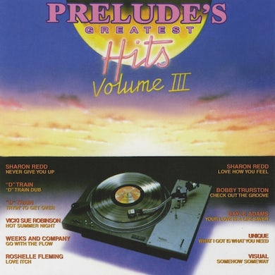 Prelude Records Various Artists - Prelude's Greatest Hits, Vol. 3