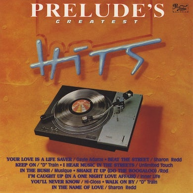 Prelude Records Various Artists - Prelude's Greatest Hits, Vol. 1
