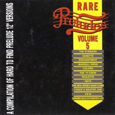 Prelude Records Various Artists - Rare Preludes, Vol. 5