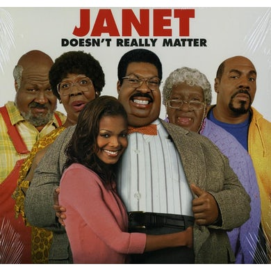 "Janet Jackson - Doesn't Really Matter (Remixes) [12"" Vinyl]"