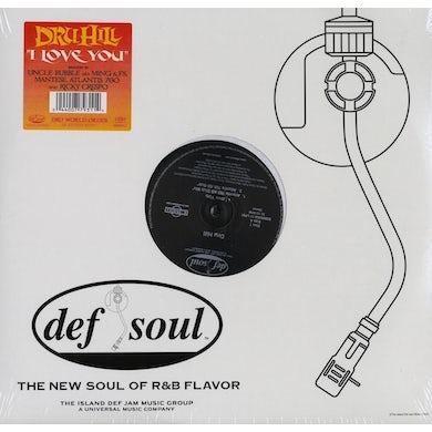 "Dru Hill - I Love You (Remixes) [Double 12"" Vinyl]"