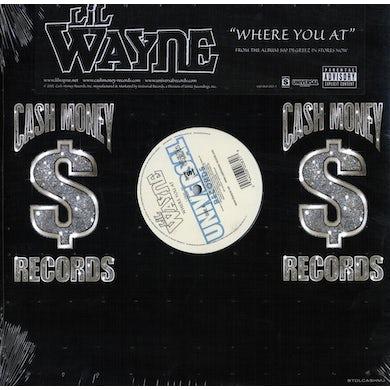 "Lil Wayne - Where You At (Single) [12"" Vinyl]"