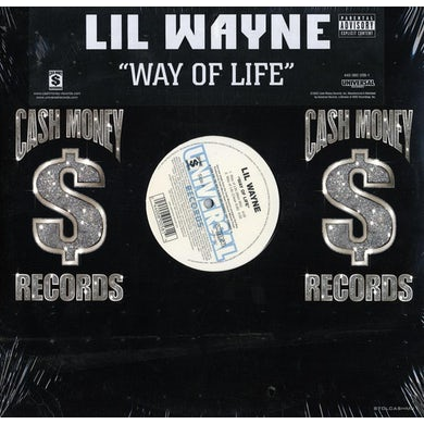 "Lil Wayne - Way Of Life (Single) [12"" Vinyl]"