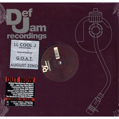 "Imagine That/LL Cool J (12"" Vinyl)"