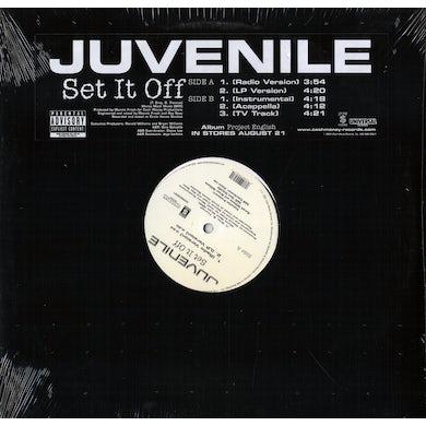 "Set It Off (Single) [12"" Vinyl]"