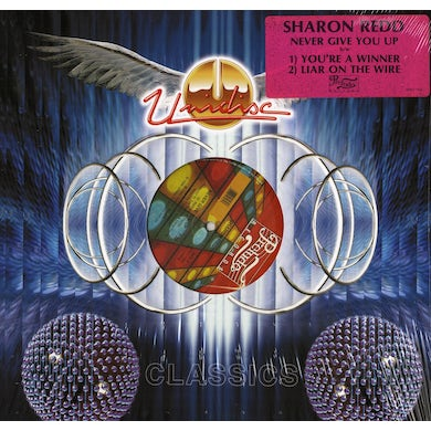 """Sharon Redd - Never Give You Up/You're A Winner/Liar On The Wire (12"""" Vinyl)"""
