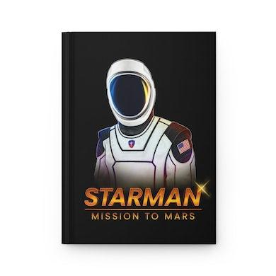 Joe Steven  Starman Hardcover Journal