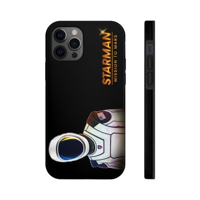 Joe Steven  Starman iPhone Case