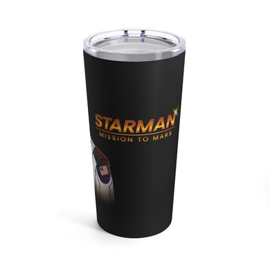 Joe Steven  Starman Traveler Mug