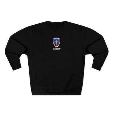 Joe Steven  Starman Academy Crewneck Sweatshirt
