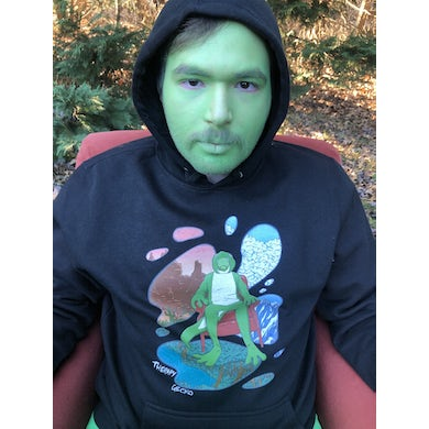 Therapy Gecko GECK UNIVERSE HOODIE