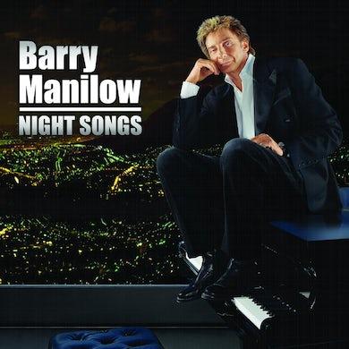 Barry Manilow NIGHT SONGS Vinyl