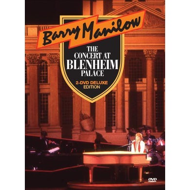 Barry Manilow The Concert at Blenheim Palace DVD - Deluxe Edition