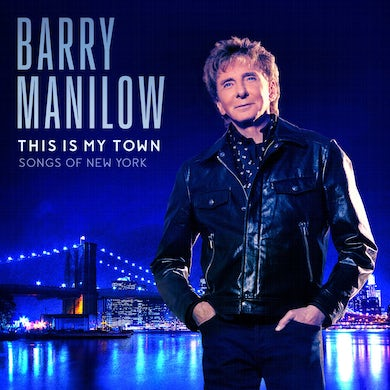Barry Manilow This Is My Town: Songs of New York Vinyl