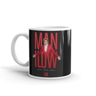 Barry Manilow UK Tour Mug