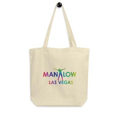 Barry Manilow MANILOW Las Vegas Eco Tote