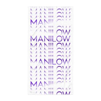 MANILOW Repeat Towel