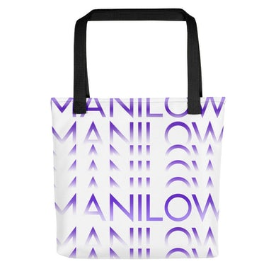 Barry Manilow MANILOW Repeat Tote bag