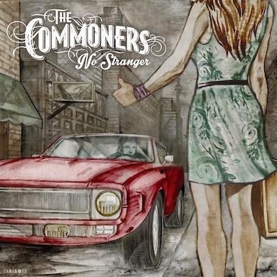 CD - The Commoners - No Stranger (2015)