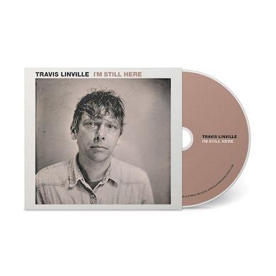 Travis Linville  I'm Still Here CD