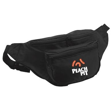 Peach Pit Cheesie Fanny Pack