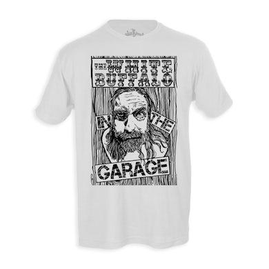 The White Buffalo  In the Garage White T-Shirt