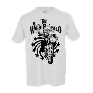 The White Buffalo  The Buff White T-Shirt
