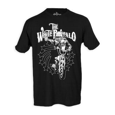 The White Buffalo  The Buff Black T-Shirt