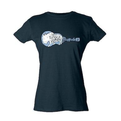 The White Buffalo  Patreon Winner Navy Women's T-Shirt