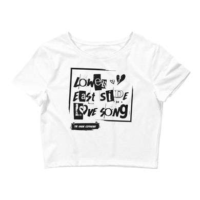 The Orion Experience LES Love Song Crop Top