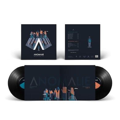 """""""Metropole I & II"""" - Double Vinyl Album - ANOMALIE"""