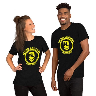 Nerd Legion Short-Sleeve Unisex T-Shirt