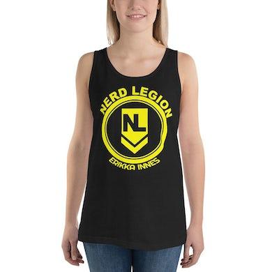 (Unisex) Nerd Legion Tank Top