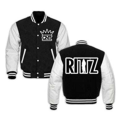 Embroidered Two Tone Jacket
